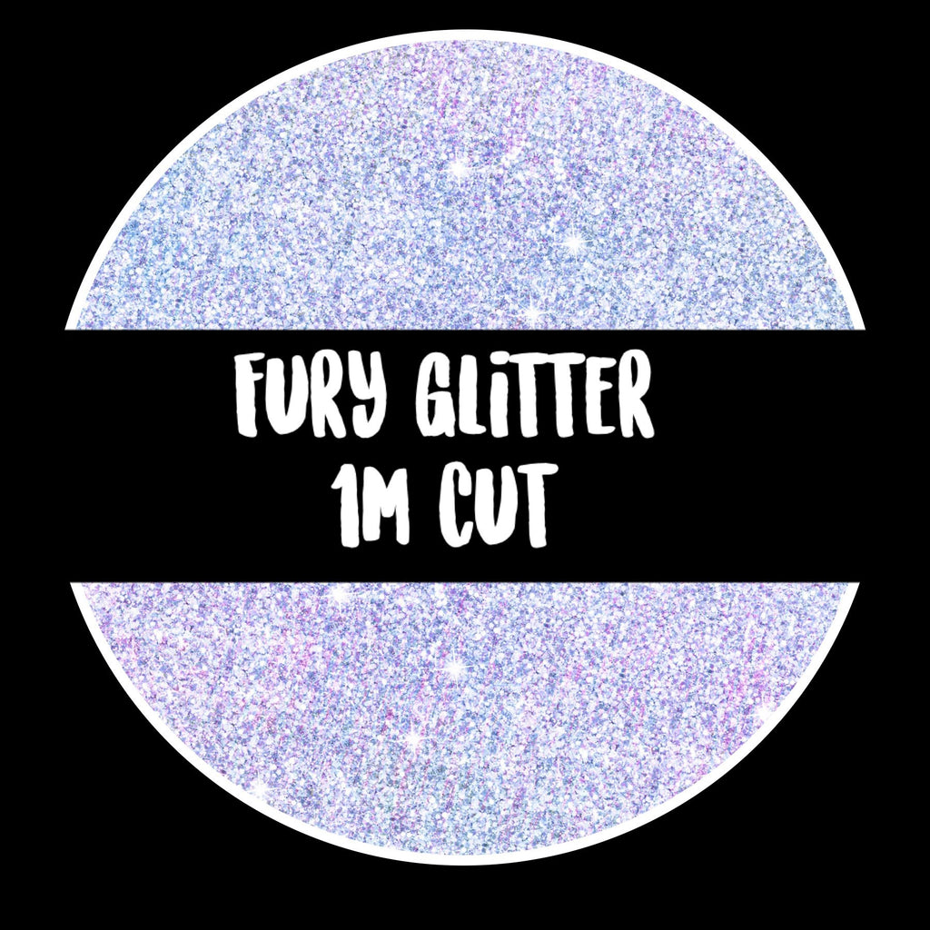 Fury Glitter Cotton Lycra (1M Cut)
