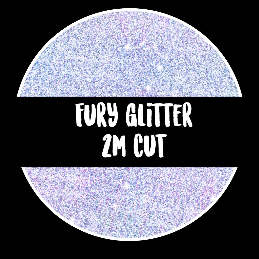 Fury Glitter Cotton Lycra (2M Cut)