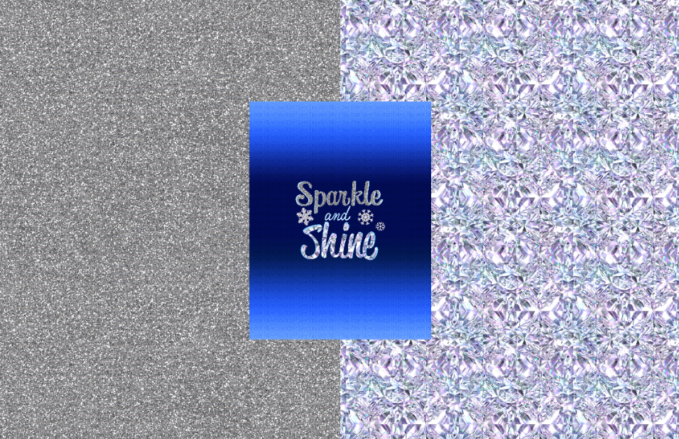 Sparkle & Shine BUNDLE on Cotton Lycra