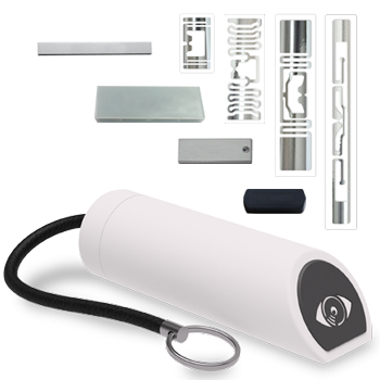GearEye Starter Kit includes one RFID scanner and 20 mixed RFID tags