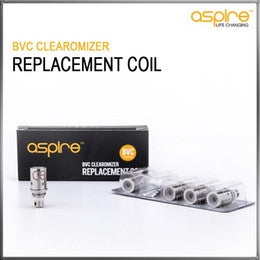 ASPIRE ETS BVC REPLACEMENT COILS 5PK
