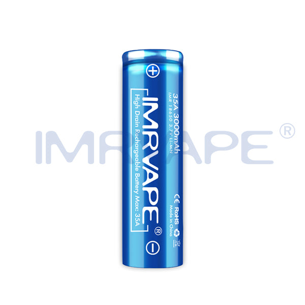 IMRVAPE 18650 3000mAh 35A Battery 4 Pack