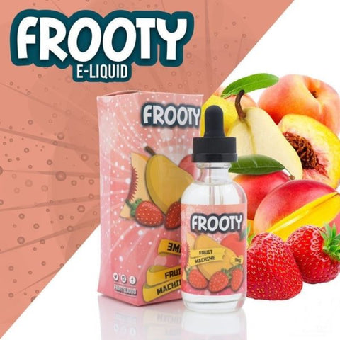 Frooty Fruit Machine 60mL
