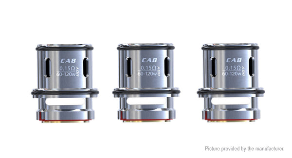IJOY Captain CA8 Replacement Coil Head (3-Pack)