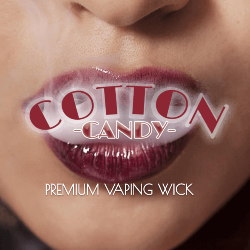 Cotton Candy - Premium Vaping Wick