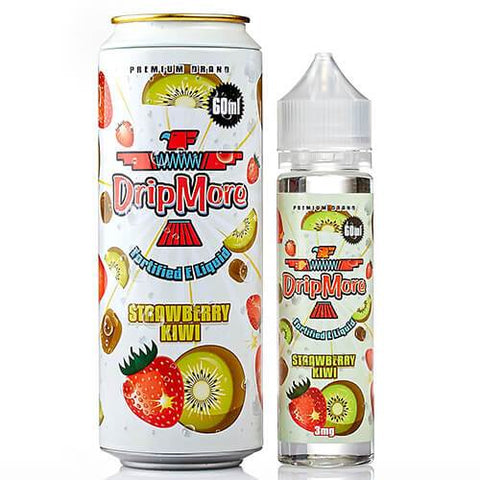 Drip More Strawberry Kiwi 60ml