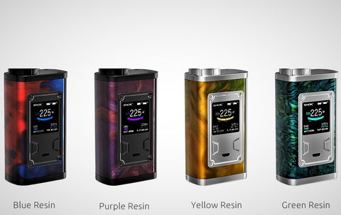 Smok Majesty Resin Mod