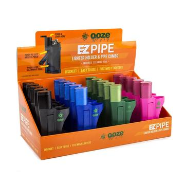 Ooze E-Z Pipe 20ct Display