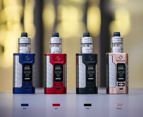 Wismec Sinuous 200 Kit