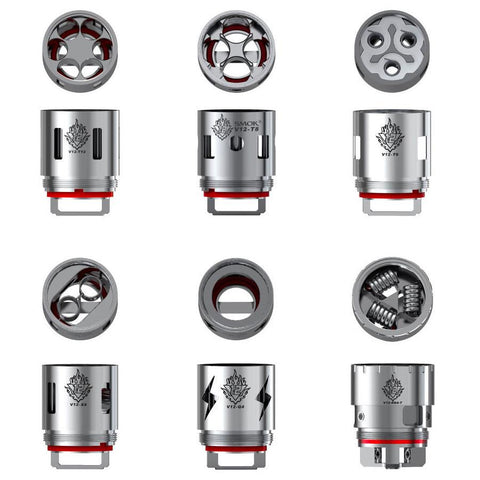 SMOK TFV12 Replacement Coils & RBA