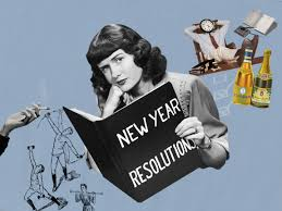 Happy New Year everyone! Make a resolution that you can fulfill.