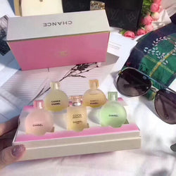 Perfumes N5 Coco Gabrie 5 in 1 Fragrance  15ML*5 Chrismas Gift