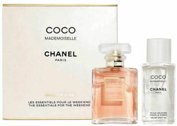 CHANEL COCO FOREVER The Essentials for the Weekend Set NiB