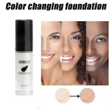 Color Changing Liquid Foundation Makeup Change To Your Skin