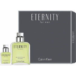 Calvin Klein Eternity Cologne Gift Set for Men, 2 Pieces
