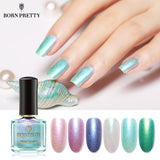BORN PRETTY  Colors Glitter Shining Pearl Quick Drying Nail