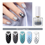 BORN PRETTY  Thermal Nail Stamping Polish Color