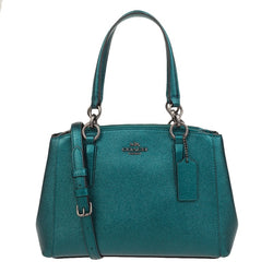 Coach Christie Carryall in Crossgrain Leather F23337