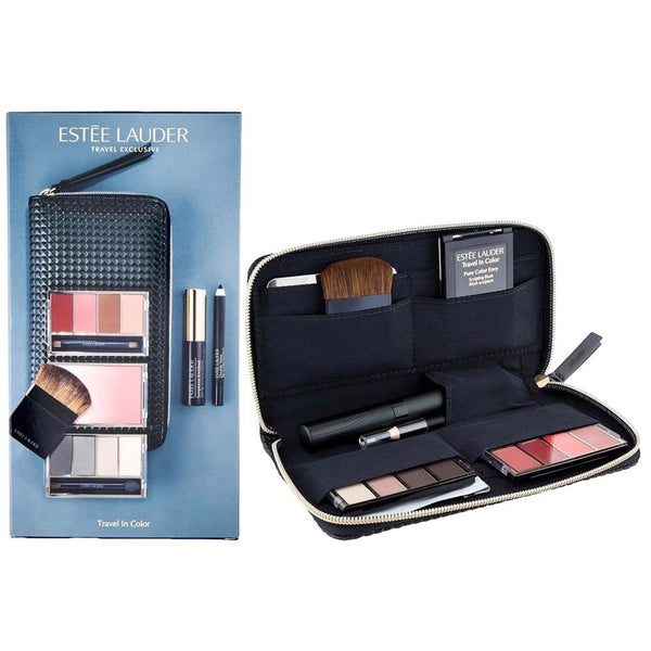 Estee Lauder Travel Exclusive Travel In Color Set