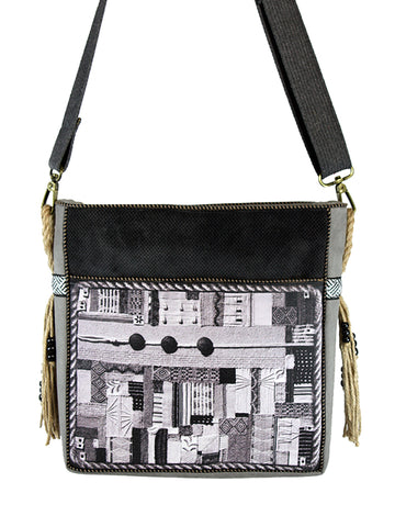 Vegan bag, Crossbody purse, Art boho handbag, táskák, vrečke, sáčky, торбе