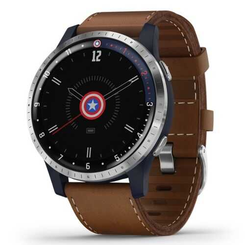 Garmin Legacy Hero Series Smartwatch, First Avenger (pack of 1 Ea)