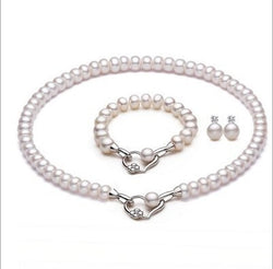 Real Genuine Natural Freshwater Pearl Jewelry