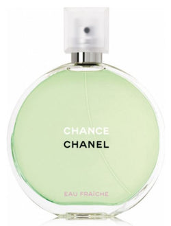 Chanel Chance Eau Fraiche Eau de Toilette Perfume For Women, 3.4 Oz