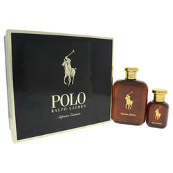 Polo Supreme Essences by Ralph Lauren for Men - 2 Pc Gift Set
