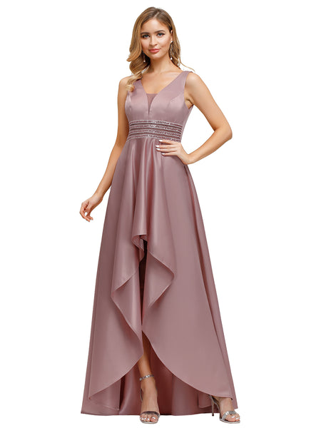 Ever-Pretty Womens Elegant V-Neck Formal Evening Dresses