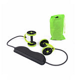 Double AB Roller Wheel Sport Core Fitness