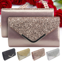 Glitter  Clutch Handbag Wedding Purse