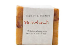Patchoulis handmade soap