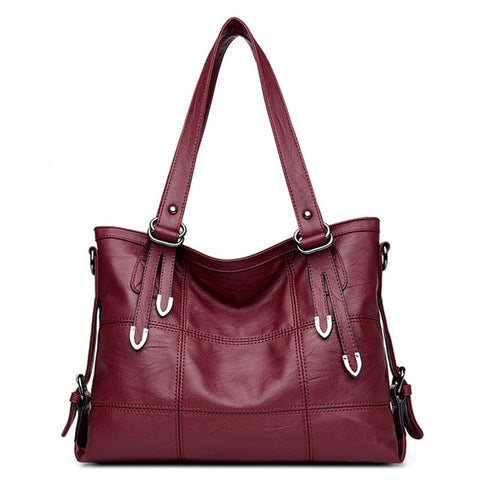 Hot 10 Colors Luxury Handbags Women Bags Designer Top-Handle Bags