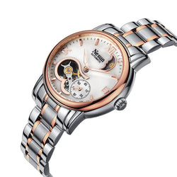 Switzerland Nesun Hollow Women Watch Stainless steel