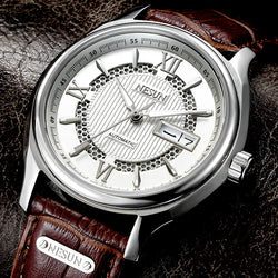 Switzerland Nesun Japan Seiko  Watch Men Luxury
