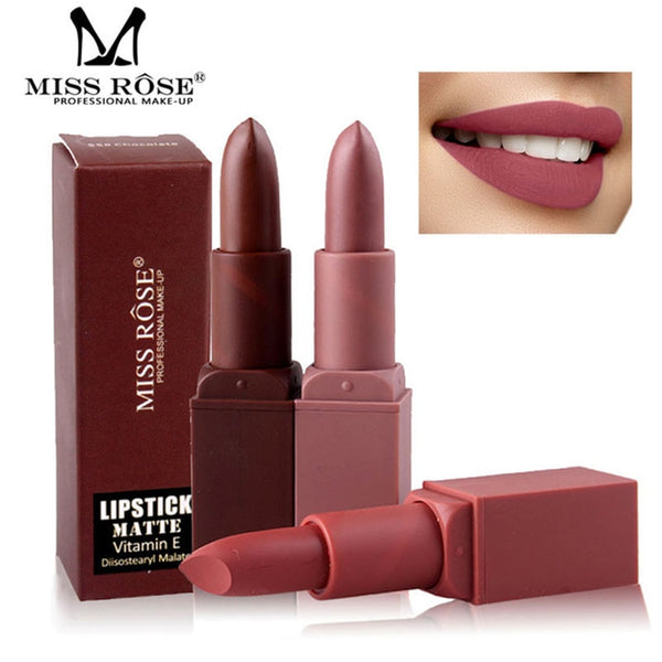 Miss Rose Professional Matte Lips Makeup
