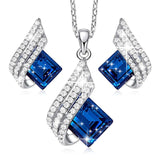 925 Sterling Silver  Crystals from Swarovski Fine Jewelry