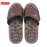 Acupressure Foot Massage  Reflexology Sandals Relief