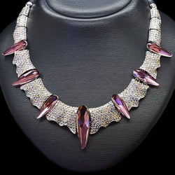 "Necklace ""Mother of Dragons"" with crystals from Swarovski™"