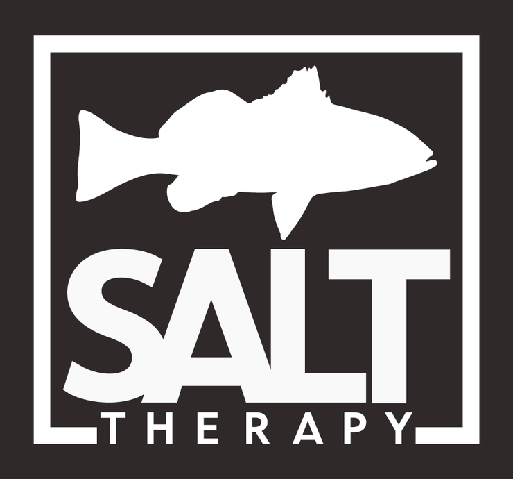 SALT THERAPY - CALICO DECAL