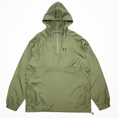 KEEL PULLOVER HOODED WINDBREAKER