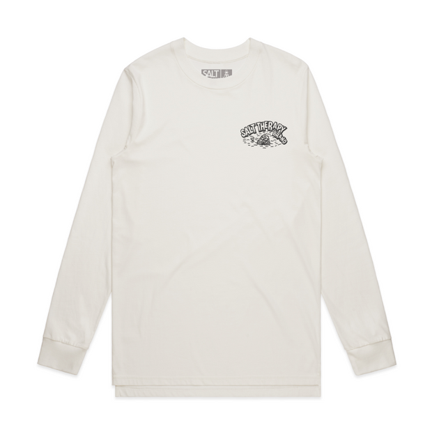 I FINK YOU'RE FREAKY PREMIUM L/S TEE - NATURAL