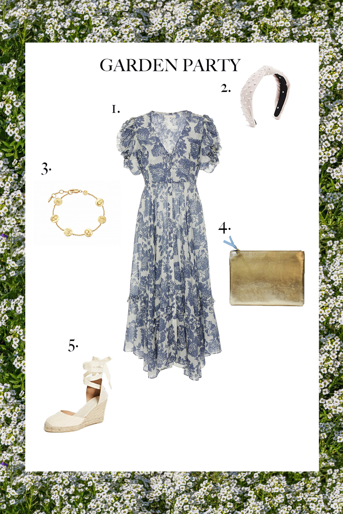 What To Wear: Summer Wedding Edit