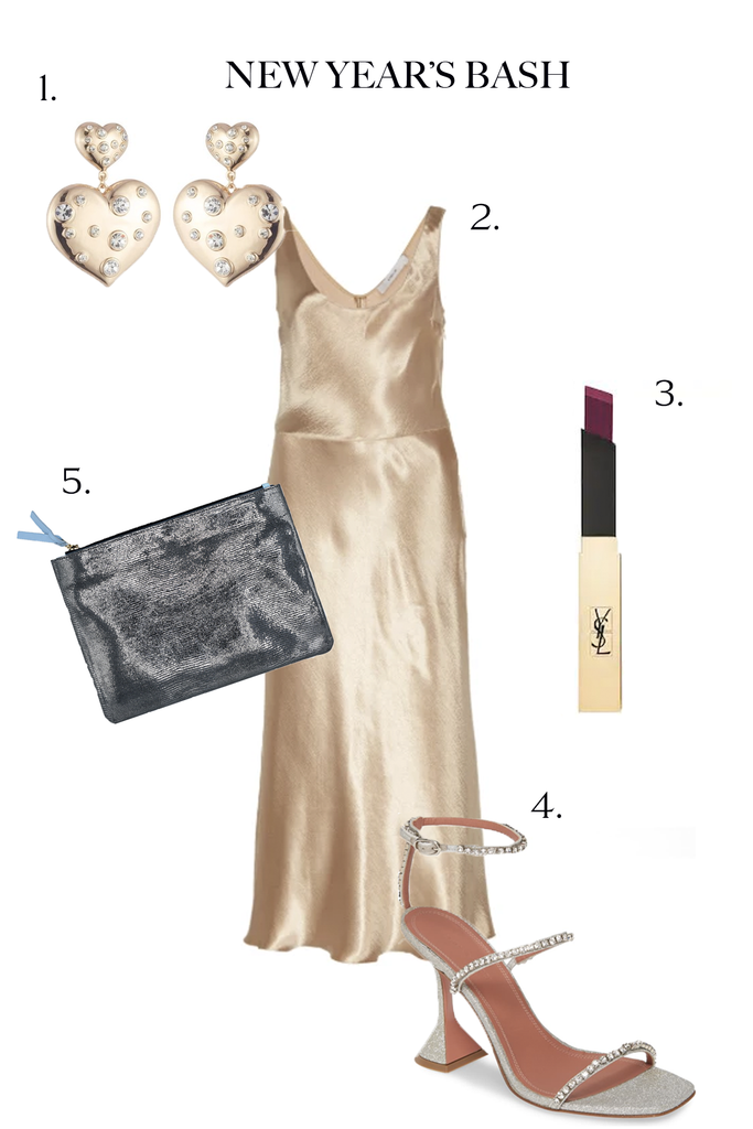 What To Wear: Holiday Party Edit