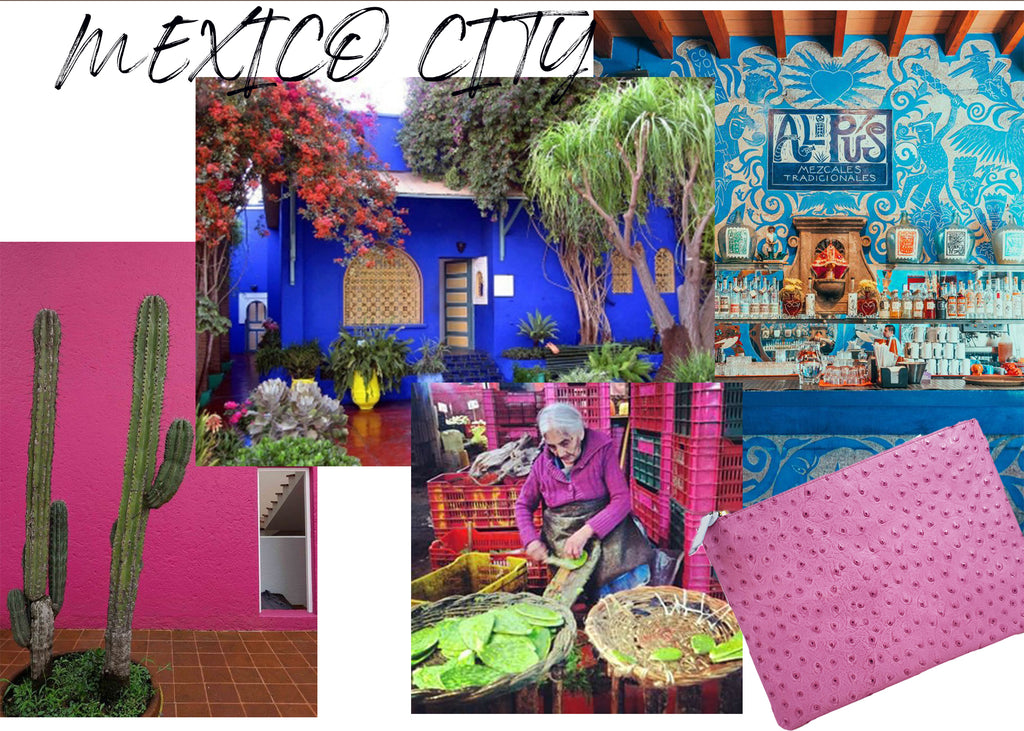 Mexico City Travel Bucket List