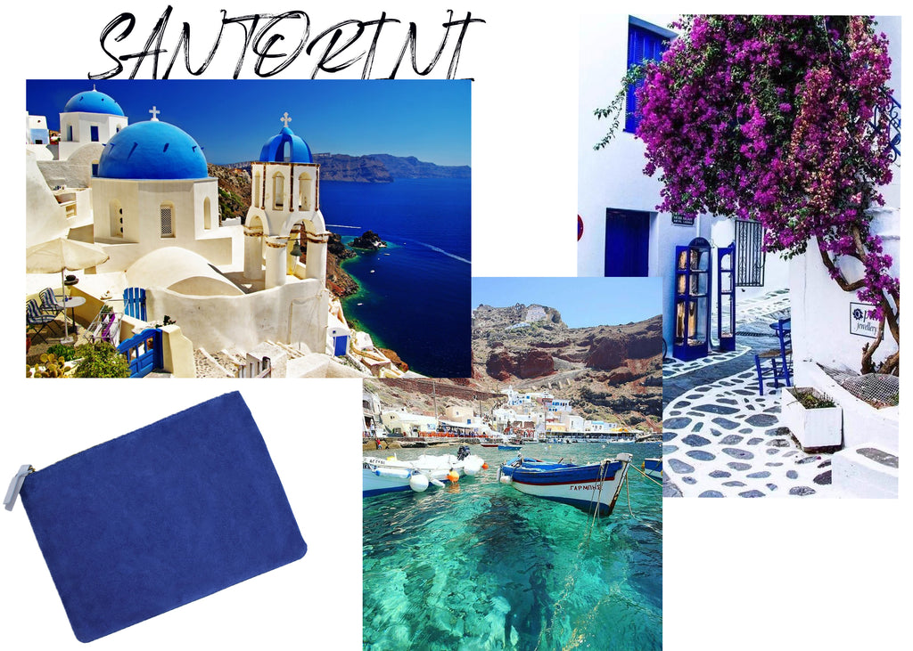 Santorini Vacation Bucket List Travel