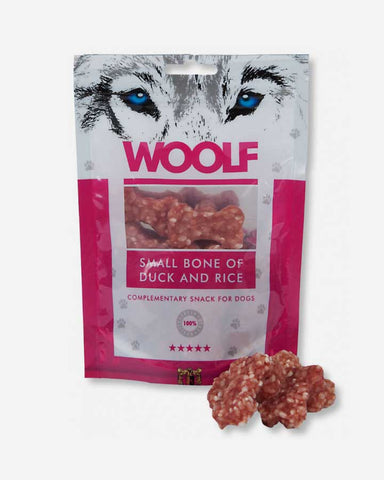 Woolf snacks - And & Ris