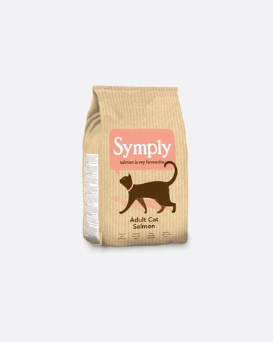 Symply Cat Adult - Salmon 4,0 Kg