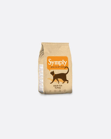 Symply Cat Adult - Turkey 1,5 Kg
