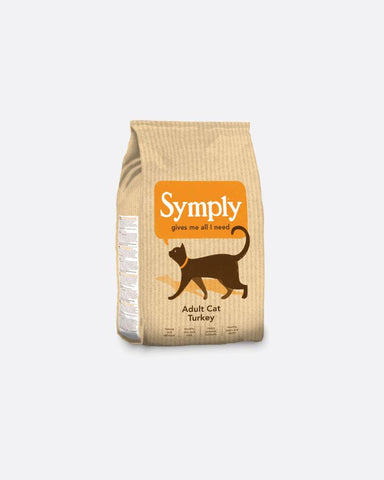 Symply Cat Adult - Turkey 4,0 Kg